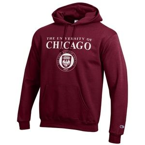 University of Chicago Mens Pullover Hoodie